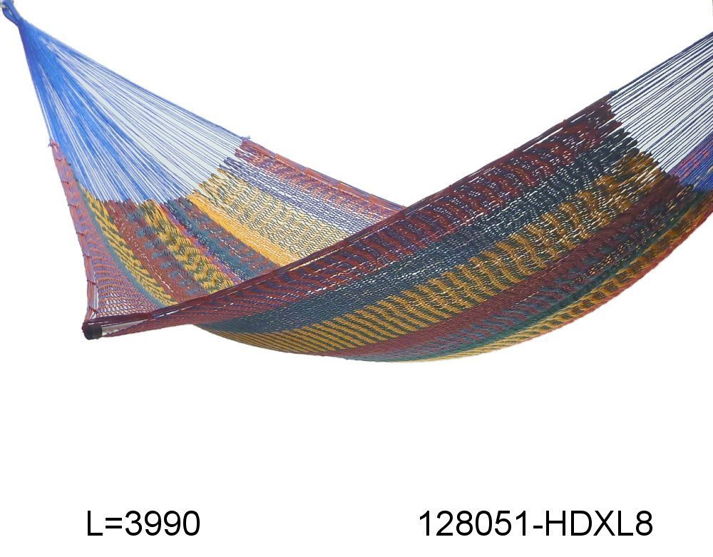HAMACAS RADA (ハマカスラダ) マヤンハンモックHD XL 128051-HDXL8 B015MJC0SI