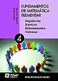 Fundamentos de Matemática Elementar - Volume 4