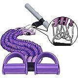 HDAILE Übungsbänder Sit-up Aid, Bauchmuskeltraining Trainingsgeräte for das Krafttraining im Arm- / Bauchkernbereich