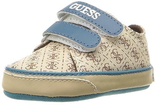 Guess Finn 3 Fal12, Mocasines Unisex Niños, Beige (Beibr), 16 EU: Amazon.es: Zapatos y complementos