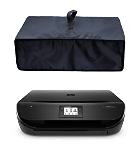 Heavy Duty Fabric Water-Resistant Nylon Printer Dust Cover for HP ENVY 4500 / 4502/4504/4505 /4520 /4525 /5530/ 5535/ Epson WorkForce and Canon PIXMA MG7750 Wireless Photo Printers