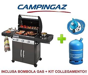 Barbacoa a gas GLP (bombole) Modelo Campingaz 3 Series Classic LS PLUS exse