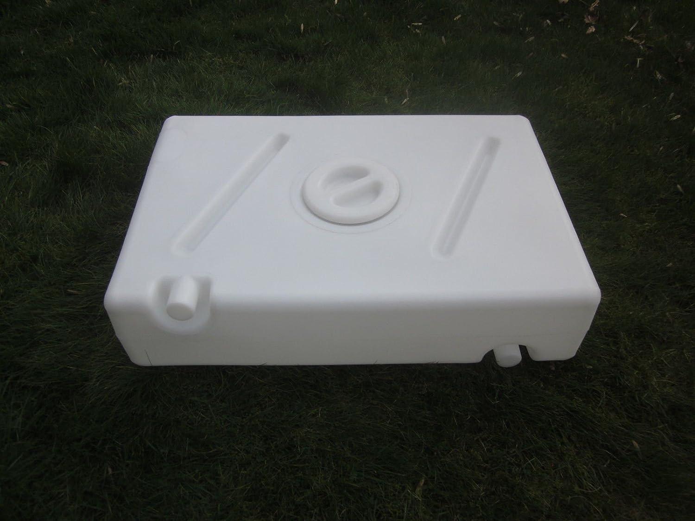 Flacher Wassertank, Frischwassertank, Abwassertank ca 60 l Wohnmobil Wohnwagen Stiefel