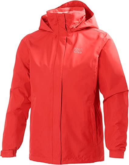 Helly Hansen Womens Aden Wasserdichte Hooded Jacket