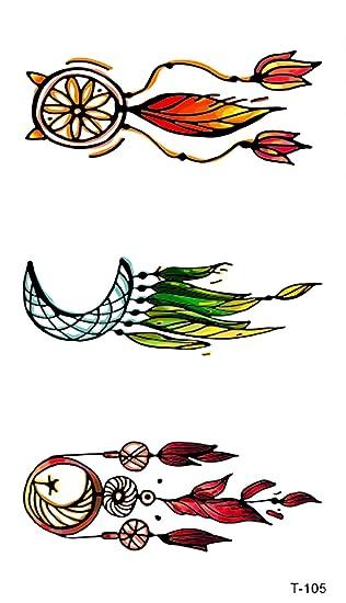 Amazon Aboriginal Native Dreamcatcher Temporary Tattoo Good Fascinating Aboriginal Dream Catcher