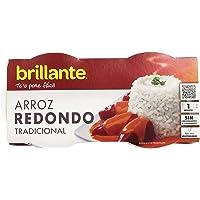 Brillante Arroz Redondo 125G X 2 - [Pack