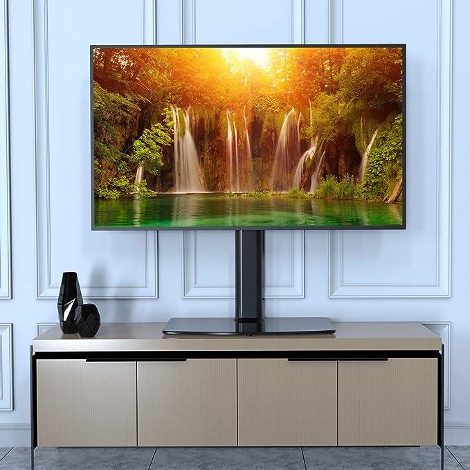 Universal Soporte Altura Ajustable para TV Base del Televisor con la Pantalla 40-80 Pulgadas: Amazon.es: Electrónica