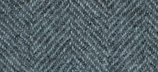 "product image for Weeks Dye Works Wool Fat Quarter Herringbone Fabric, 16"" by 26"", Blue Heron"