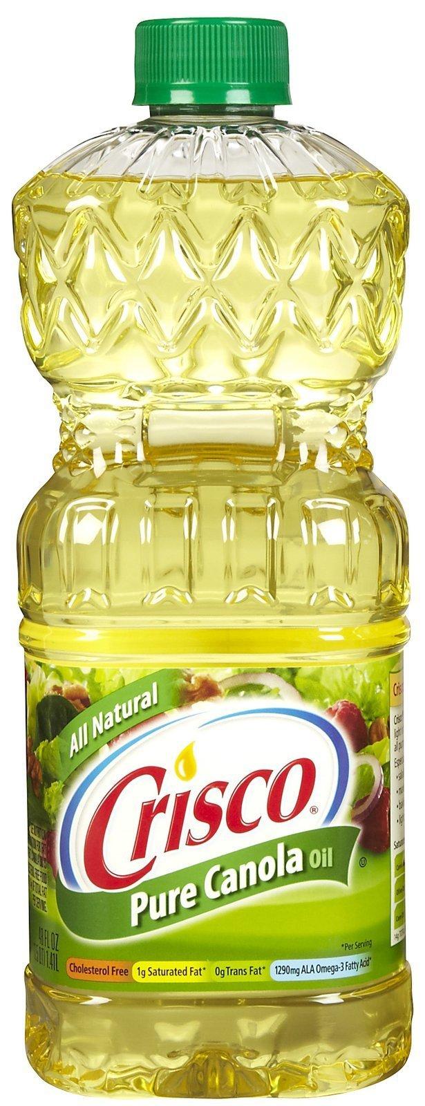 Crisco Pure Canola Oil - 48 oz