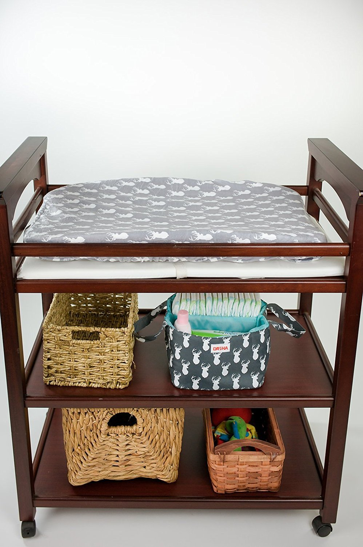 Amazon.com: Pañal Almacenamiento Caddy por danha – Portable ...