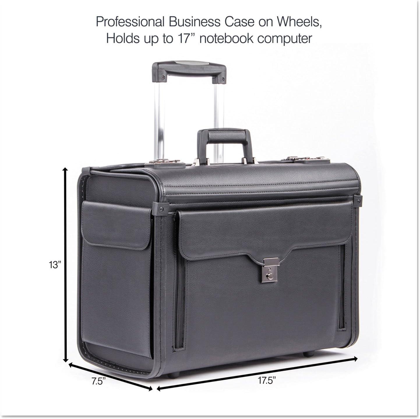 Catalog Case on Wheels BND456110BLK