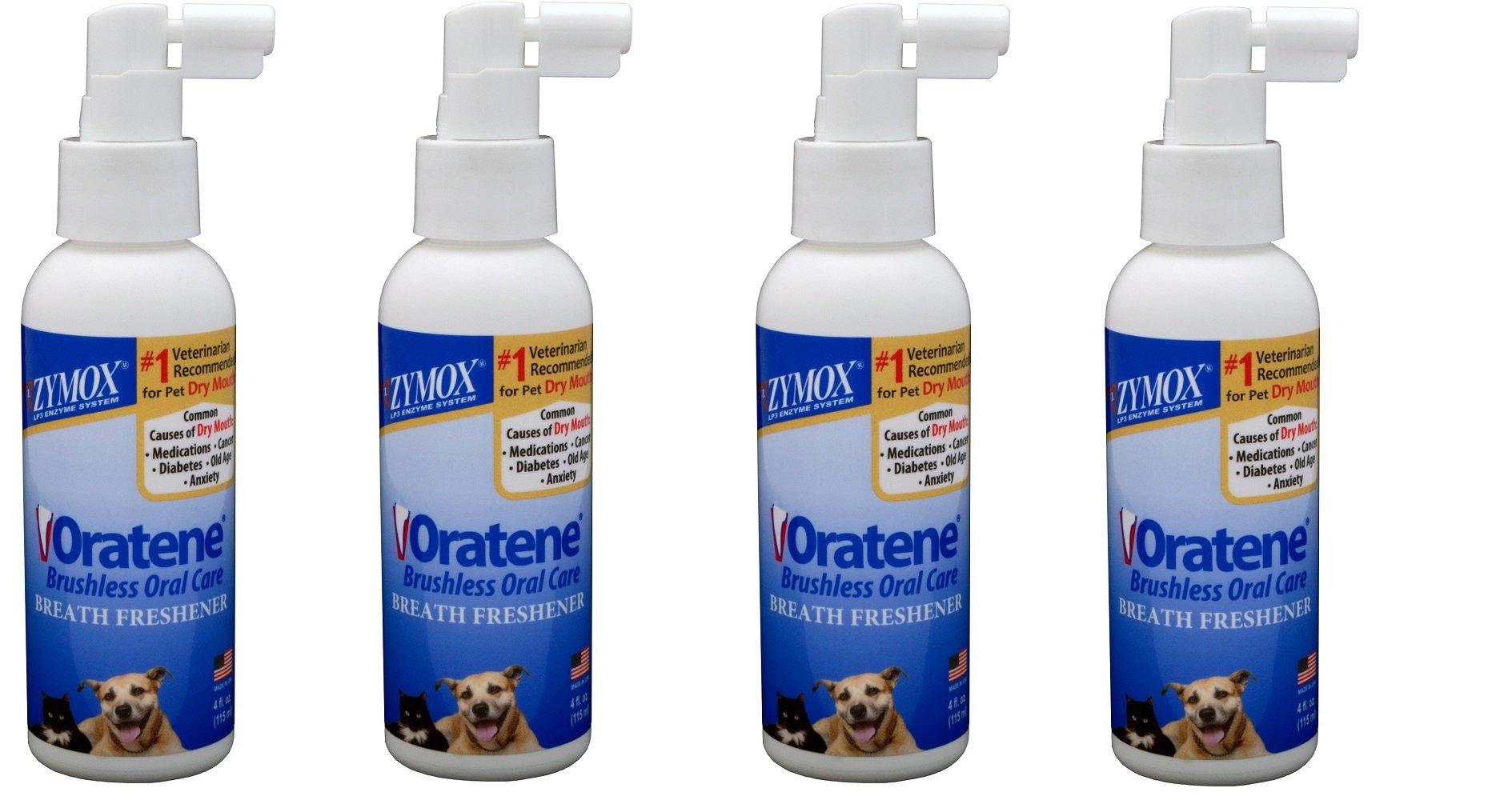 Oratene Breath Freshener (4 oz) (4 pack)
