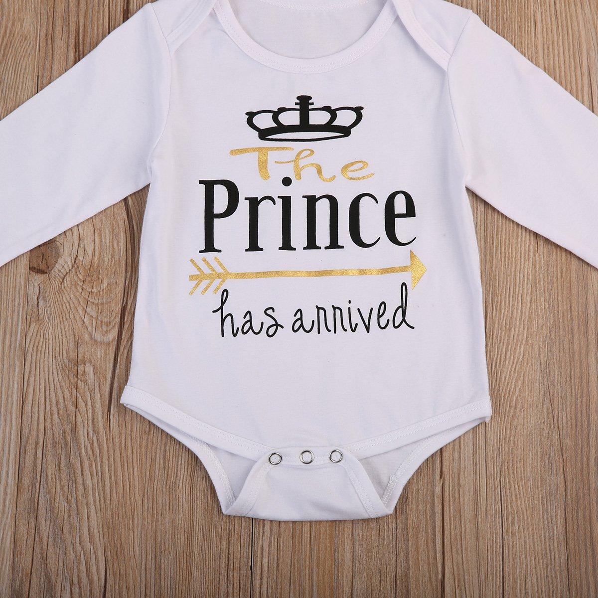 Amazon.com: biggerstore recién nacido bebé niño pelele de ...