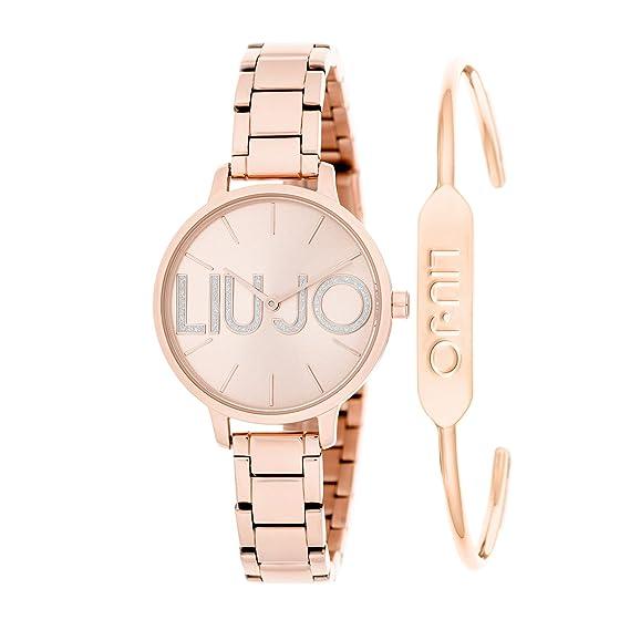 orologio solo tempo donna Liujo Couple trendy cod. TLJ1290  Amazon.it   Orologi 7968d61c5d3