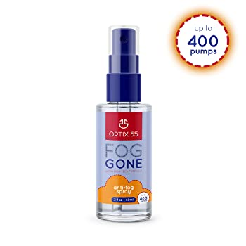 Optix 55 Anti-Fog Spray