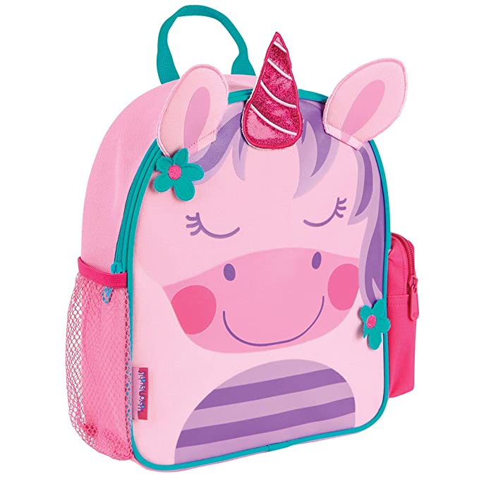 Stephen Joseph Mini Sidekick Backpack, Unicorn