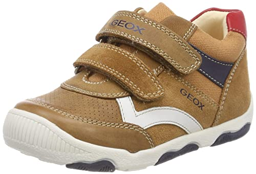 babb3b33 Geox B New Balu' B, Zapatillas para Bebés: Amazon.es: Zapatos y ...