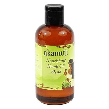 AKAMUTI - Mezcla de Aceite de Cáñamo Nutritivo - Hidratante Intenso para la Piel Seca - Rico en ácido OImega y Linoleico - 100 ml: Amazon.es: Belleza