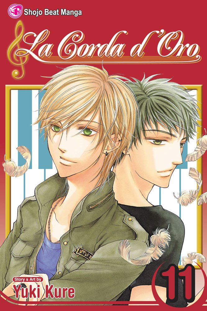 La Corda d'Oro, Vol. 11 (11) by VIZ Media LLC