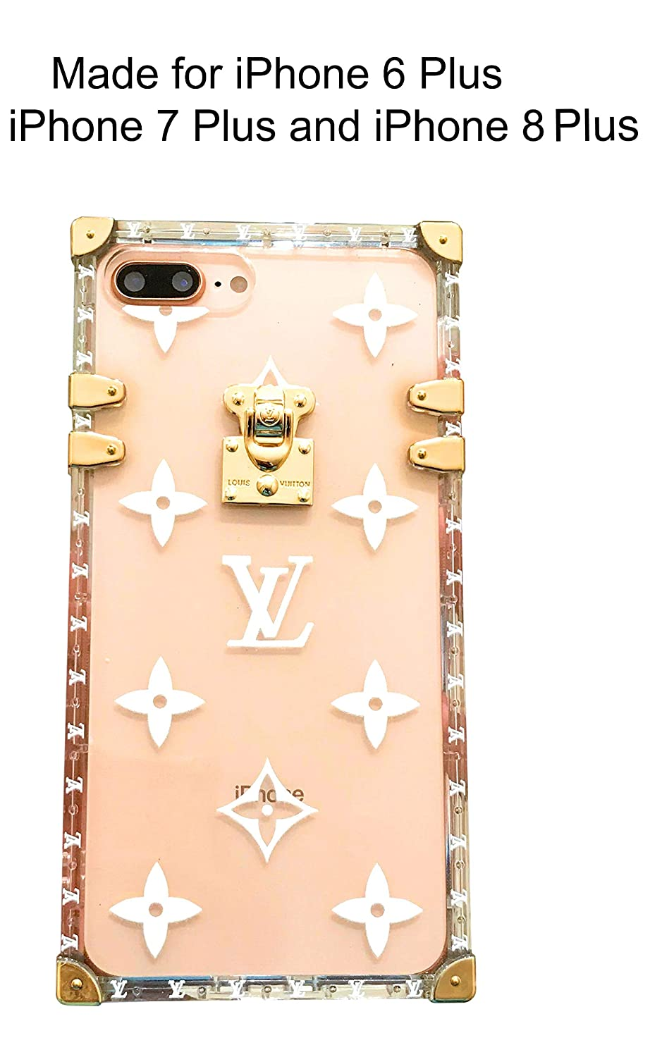 top 3 louis vuitton iphone 7 case2 louis vuitton iphone 7 case review \u2013 iphone 6 7 8 plus clear case elegant luxury pu designer graphic cover case for apple iphone 6, 7 and iphone 8 plus