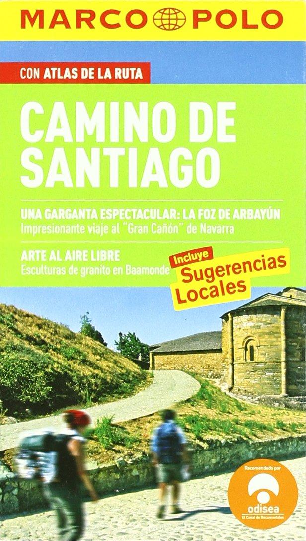Camino de Santiago - con atlas de la ruta Marco Polo - Guias ...