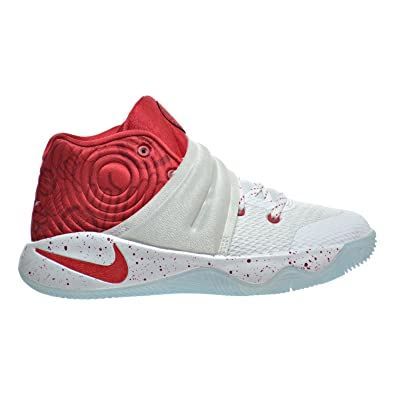7d2389bfd128 Nike Kyrie 2 (PS) Little Kid s Shoes White University Red Gym Red