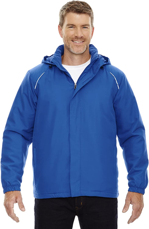 Ash City Mens Brisk Mens Core 365 Tall Insulated Jacket L Classic Navy