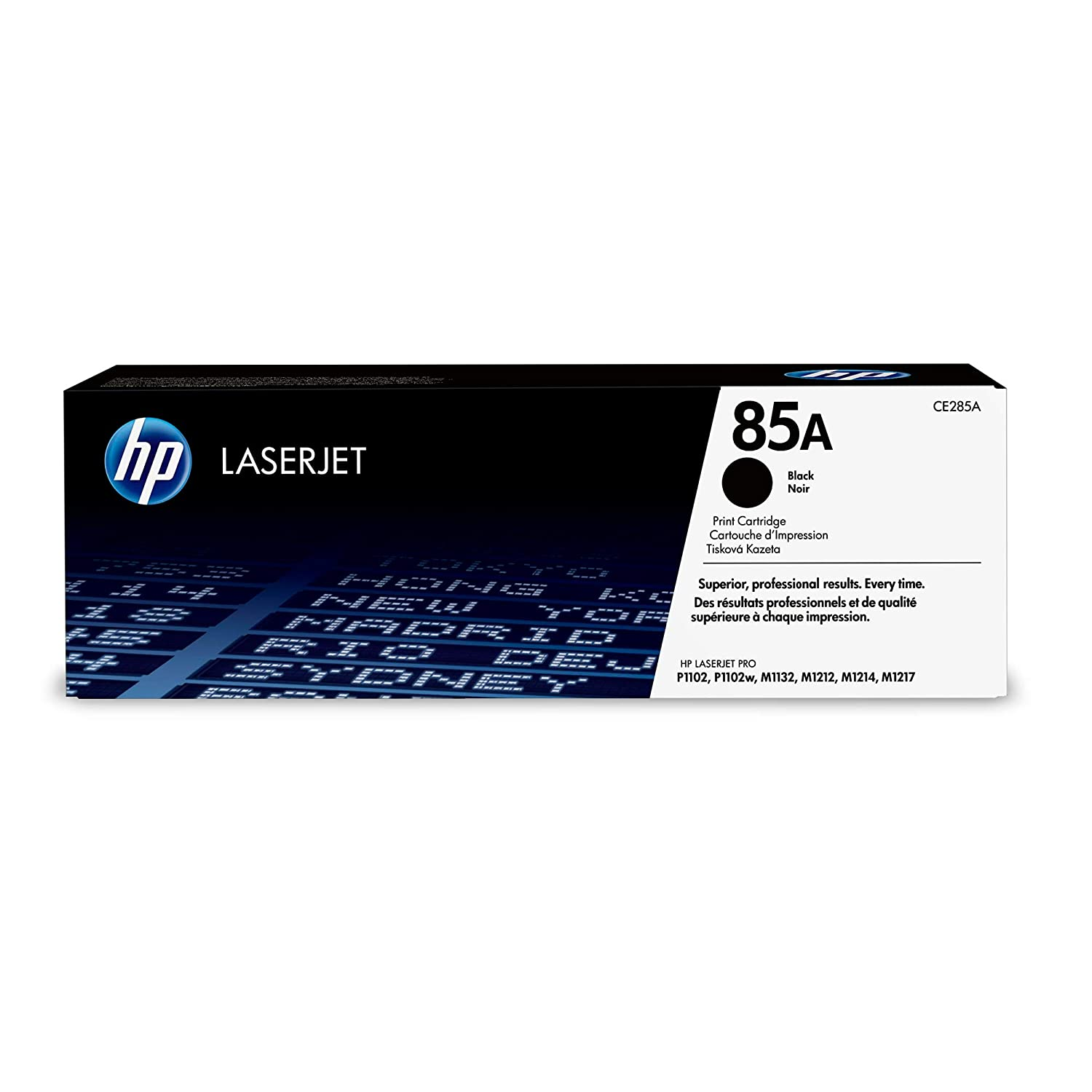 HP 85A | CE285A | Toner Cartridge | Black
