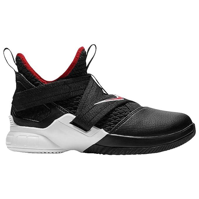 0087e02e3b2 Amazon.com  NIKE Kids  Grade School Lebron Soldier XII Basketball Shoes   Sports   Outdoors