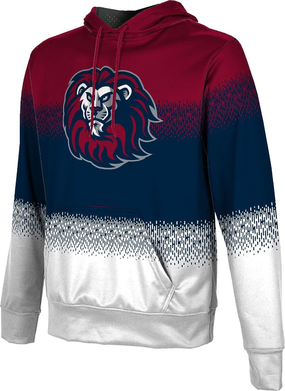 Heathered School Spirit Sweatshirt ProSphere Loyola Marymount University Girls Pullover Hoodie