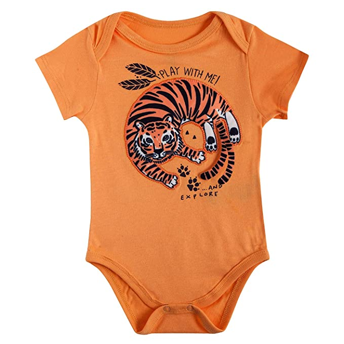 Amazon.com: OFFCORSS Funny Baby Boy Cool Graphic Onesies ...