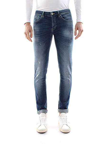 4a119094b5 DONDUP George UP232 Jeans Uomo: Amazon.it: Abbigliamento