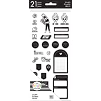 The Happy Planner - Clear Stamps Fitness/Wellness