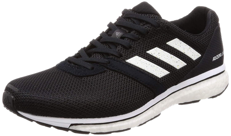 Adidas Herren Adizero Adios 4 M Laufschuhe Schwarz FTWR Weiß Core schwarz, 44 2 3 EU