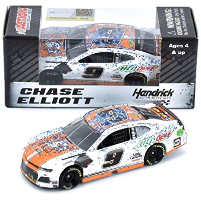 Lionel Racing Chase Elliott No. 9 Mountain Dew/Little Caesars Talladega Win 2020 Camaro NASCAR Diecast 1:64 Scale: Toys & Games