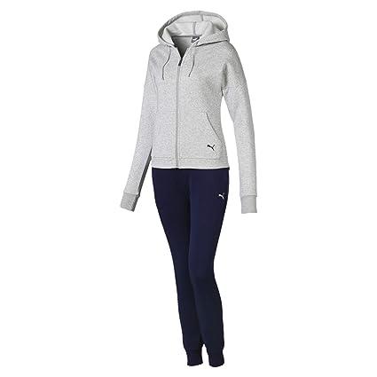 Femme Cl Puma Survêtement Sweat Suit Clean lK3uJcF1T
