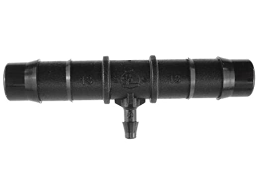 Micro Riego de tubo, reductor de perfil T, 16 hasta 4 mm de ...