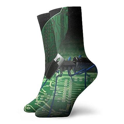 Socks Autumn Ants Women & Men Socks Soccer Sock Sport Tube Stockings Length 11.8Inch Athleisure