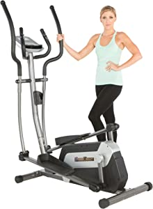 Fitness Reality E5500XL Magnetic Elliptical Trainer with Comfortable 18