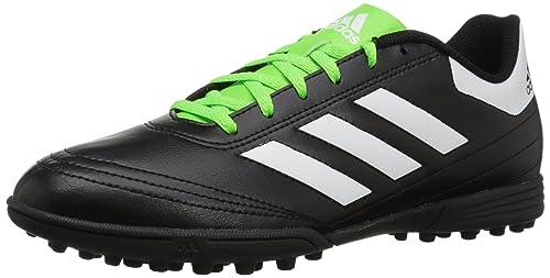 new style 71405 20954 Adidas Goletto Vi TF - Zapatillas de fútbol para Hombre, Color Negro Blanco