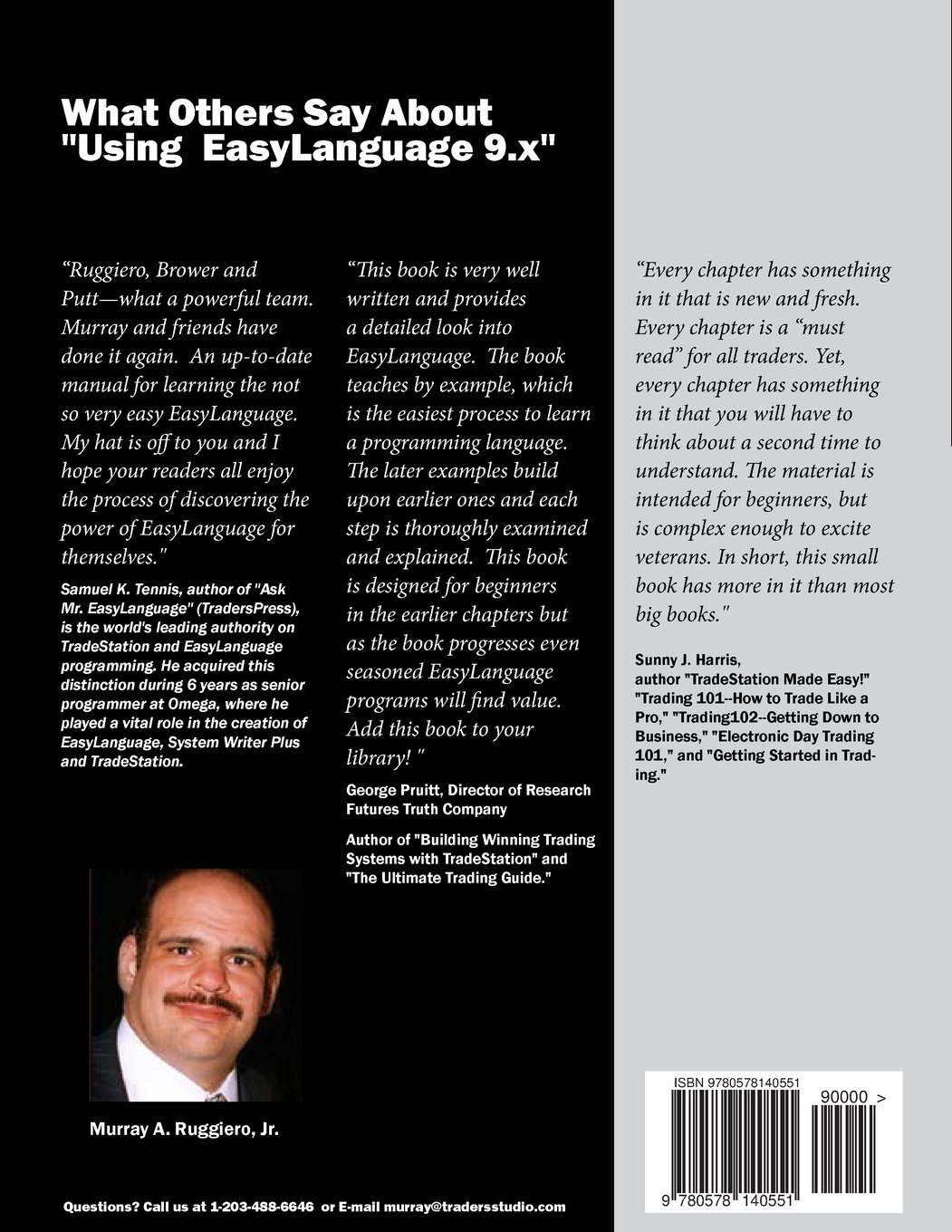 Using EasyLanguage 9.X by Traders Management