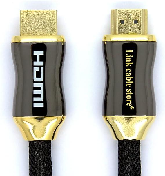 Lcs Orion Hdmi Kabel 3d Hdmi 1 4 2 0 Ultra Hd 4k Elektronik