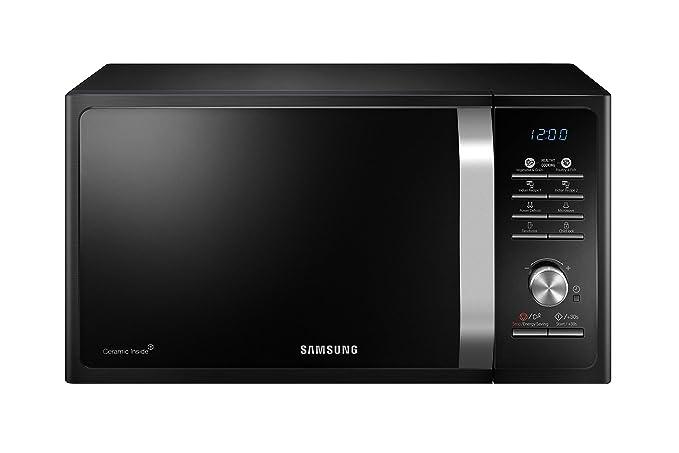 Samsung 23 L Solo Microwave Oven (MS23F301TAK/TL, Black): Amazon