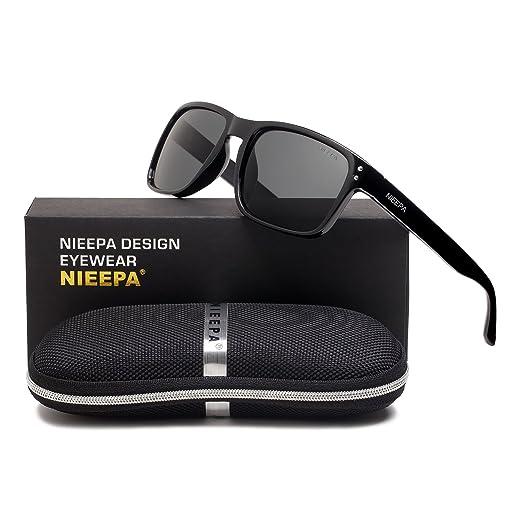 cce6b78cc62 Square Polarized Wayfarer Sunglasses Retro Classic Stylish Brand Design  Sports Sun Glasses for Men Women Vintage