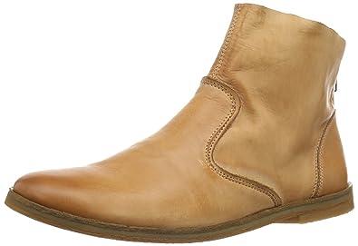 5d5f8a42716471 Kickers Roxannabis, Boots Femme - Marron, 37 EU: Amazon.fr ...
