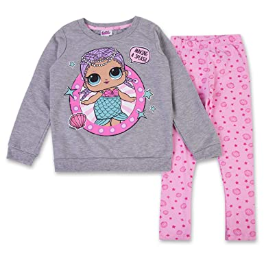 c913af640 L.O.L. Surprise! Girls LOL Surprise Clothing Set Toy Girls Hoodie & Legging  Set
