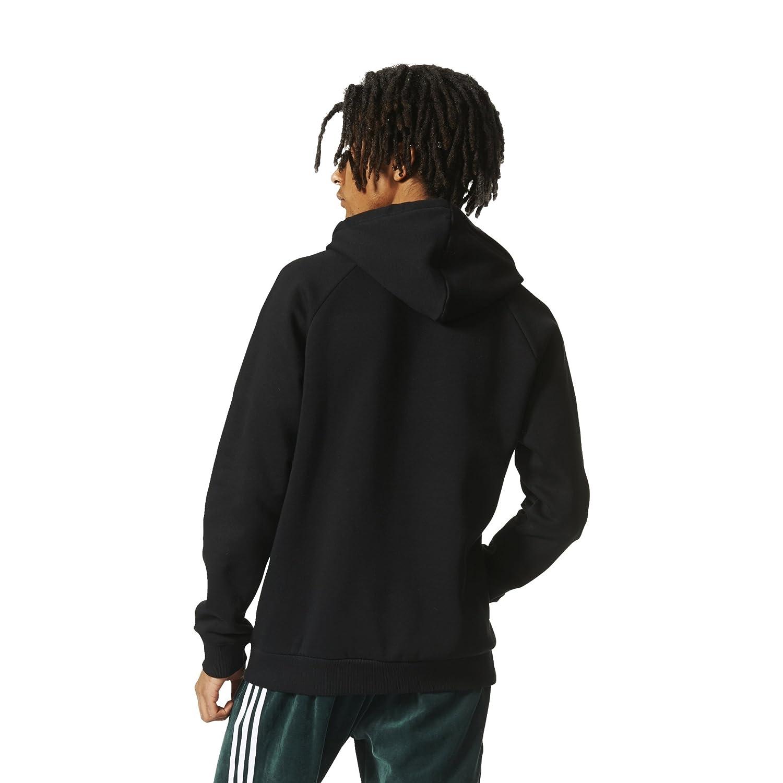 adidas Mens Trefoil Hoody Sweatshirt