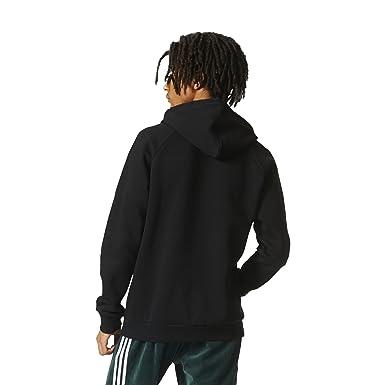 Adidas Originals Trefoil Hoodie:: la moda de los hombres