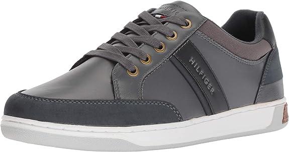 Tommy Hilfiger Sneaker LEEDS 1C2 Freizeit Schuhe blau