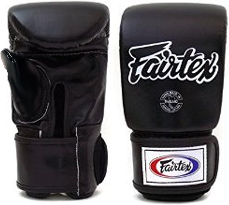 Fairtexクロストレーナーバッグ手袋tgt7 ブラック Medium
